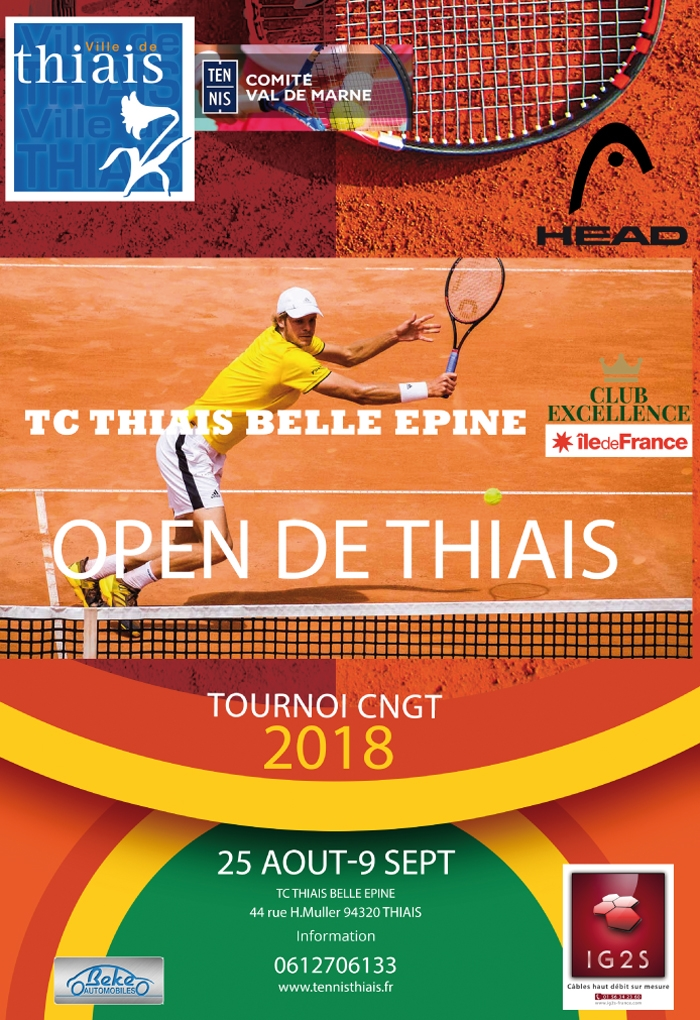 open tennis tctbe 2018